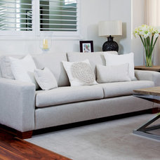 Contemporary Sofas by Torrance and McKenna