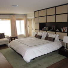 Transitional Bedroom by Bruce Lopez