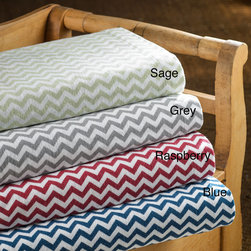None - Luxury German Chevron Flannel Sheet Sets or Pillowcase Separates - These comfy soft flannel sheets feature a detailed zigzag print pattern available in several different vibrant colors. The luxury flannel is machine washable and extra pillowcases are available for separate purchase.