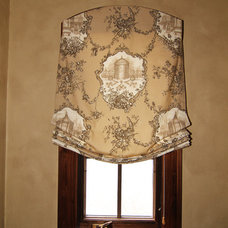 Traditional Window Treatments by Style 1519