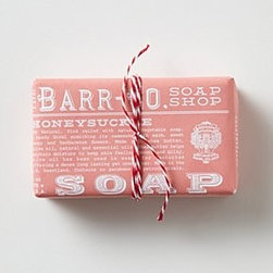 Barr-Co. - Barr-Co. Soap Bar - *Key ingredients: water, glycerin,fragrance, oat kernel flour, olive oil, shea butter, colloidal oatmeal, vitamin E