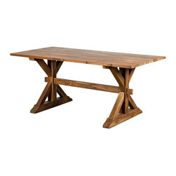 Dodson Dining Table - Product Features: