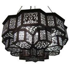 Mediterranean Outdoor Flush-mount Ceiling Lighting by E Kenoz