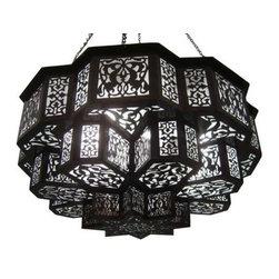Moroccan Chandelier Lantern - Moroccan Chandelier Lantern