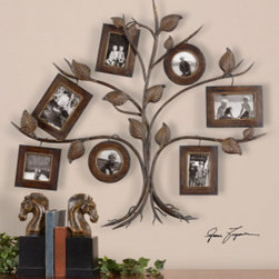 "13722 Rustic Tree, Photo Collage by uttermost - Get 10% discount on your first order. Coupon code: ""houzz"". Order today."