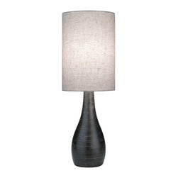 Lite Source - Lite Source LS-2996 Quatro Table Lamp - Lite Source LS-2996 Quatro Table Lamp