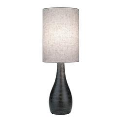 Lite Source - Lite Source LS-2996 Quatro Table Lamp - Lite Source LS-2996 Quatro Table Lamp