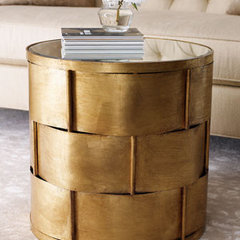 eclectic side tables and accent tables by Horchow