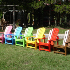 Beach Style Chairs by Hearthwoods Custom Furnishings