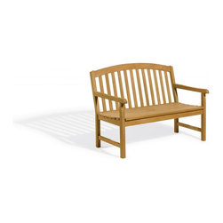 Oxford Garden - Chadwick Bench 4 Foot - Beautifully designed for long lasting comfortable seating, this 4 foot bench matches the 5 foot Classic bench and Classic Chairs.