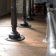 Traditional Wood Flooring by The Reclaimed Flooring Company