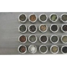 Contemporary Spice Jars And Spice Racks by STACKS AND STACKS