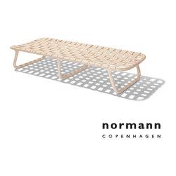 Normann Copenhagen Camping Daybed - Normann Copenhagen Camping Daybed