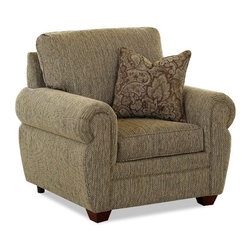 Klaussner Furniture - Westbrook Chair - E3000-C - Westbrook Collection Chair