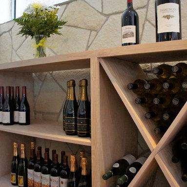 Dorado Soapstone Installed Around Town - Henri's Wine & Cheese Shop