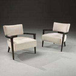 Thayer Coggin - George Chairs from Thayer Coggin - Thayer Coggin Inc.