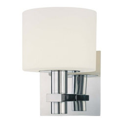 George Kovacs - Stem 1-Light Bath Sconce - Stem 1-Light Bath Sconce