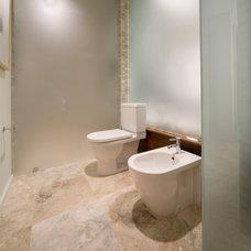 Modern Bathroom by Phil Kean Design Group
