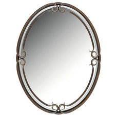 Traditional Mirrors by Lumens