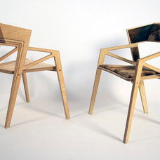 Modern Dining Chairs by Purcell Living