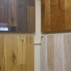 Hardwood Flooring by Carpets Plus Design