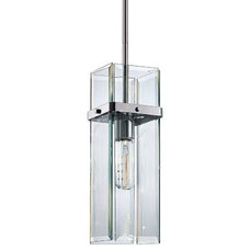 Pendant Lighting Mercer Street Pendant by Sonneman
