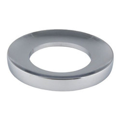 Flotera - Mounting Ring For Modern Contemporary Bathroom Vanity Vessel Sink - Description: