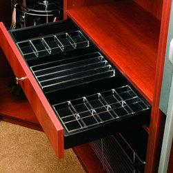 Product & Accessory Ideas - Custom velvet lined jewelry tray