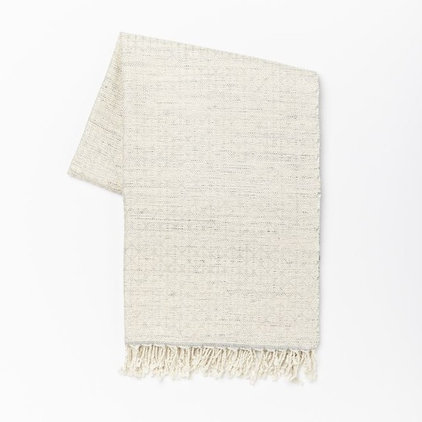 Contemporary Throws by West Elm