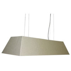 Candles And Candle Holders Classique Taper Rectangle Pendant by Stonegate Designs