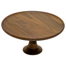 Rustic Dessert And Cake Stands by Be Home