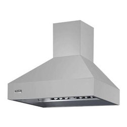 """Viking 30"""" Wall Mount Chimney Range Hood, Stainless Steel 