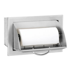 Summerset - Alturi Towel Drawer Holder - #304 Stainless Steel Construction