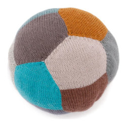 Soccer Ball, Boy - Toys that let your little one's body be as active as their mind are a great idea. Something soft like this ball can provide endless fun, and you won't have to worry too much about any destruction that will occur indoors.