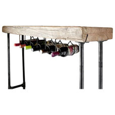 Rustic Indoor Pub And Bistro Tables by UrbanWood Goods