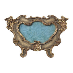 Sterling - Sterling 93-9200 Florintine Scroll Picture Frames  Oval - Sterling 93-9200 Florintine Scroll Picture Frames  Oval