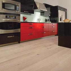 Mirage Hardwood Flooring - White Oak hardwood can be furnished & installed by Diablo Flooring, Inc. showrooms in Danville, Walnut Creek, & Pleasanton, CA.
