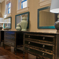 Modern Family Room Byron & Southport