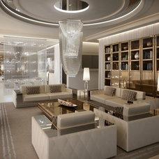 Modern Living Room by Nella Vetrina