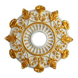 uDecor - MD-5422-C1 Ceiling Medallion - Ceiling Design