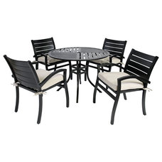 Contemporary Outdoor Dining Tables by MIYU Furniture