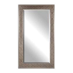 Uttermost - Uttermost Villata Antique Silver Mirror - 14225 - Uttermost Villata Antique Silver Mirror - 14225