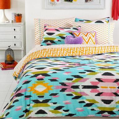 Teen Vogue Mojave Blue Comforter Set -