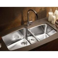 Kitchen Sinks by Oakville Kitchen and Bath Centre