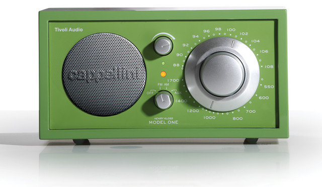Contemporary Home Electronics by Tivoli Audio