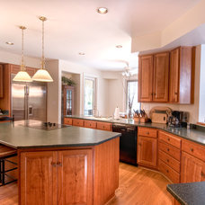 Kitchen Cabinetry by Carpenter's Antiques and Restoration