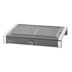 """Focus Electrics - West Bend Grill Griddle 18x11.25"""" Black - West Bend Reversible grill/griddle with non-stick die cast cooking plate features a grill on one side and griddle on the other grill plate is dishwasher safe."""