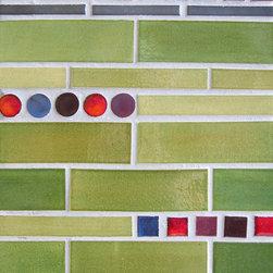 Eclectic Kitchen Tile -