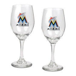 Great American Products - Great American MLB 14 oz. Wine Glass Set Multicolor - GWGW2101-4 - Shop for Drinkware from Hayneedle.com! About Great American ProductsWith beginnings as a belt buckle maker in Texas Great American products has become the leader in licensed metal emblems and the products that they adorn. With licenses with every major sports league Great American products a wide range of unique products like drinkware coolers and kitchen accessories for the dedicated fan.