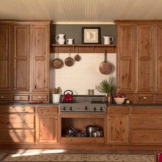 Kitchen Cabinets by Mid Continent Cabinetry
